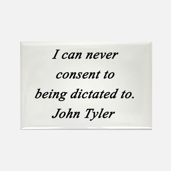 Tyler - Never Consent Magnets