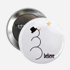 "Believe 2.25"" Button (100 pack)"