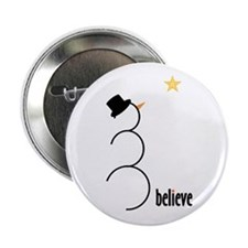 "Believe 2.25"" Button (10 pack)"