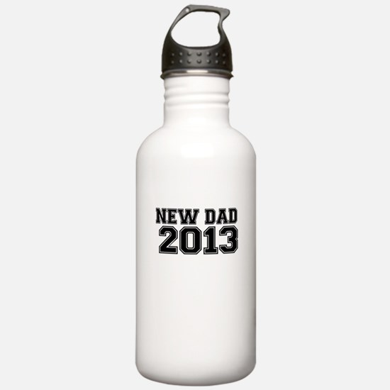 NEW DAD 2013 Water Bottle