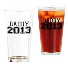 DADDY 2013 Drinking Glass