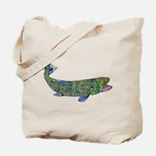 Wild Trout Tote Bag