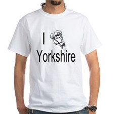 I Love Yorkshire T-Shirt