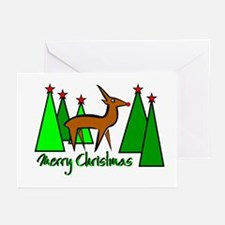 """Merry Christmas"" Greeting Cards (Pk of 10)"