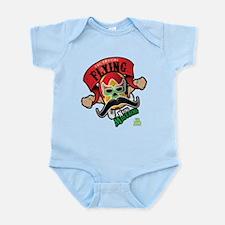 Chest'stache Kid Nacho Mustacho Infant Bodysuit