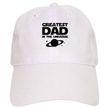 Greatest Dad In The Universe Baseball Cap
