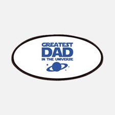 Greatest Dad In The Universe Patches