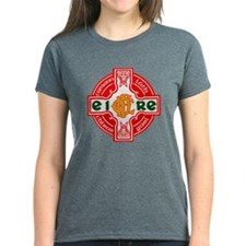Women's CFD Gaelic Football Logo T-Shirt