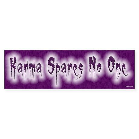 Karma Spares Bumper Sticker