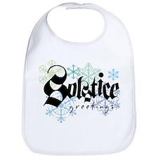 Solstice Greetings Bib