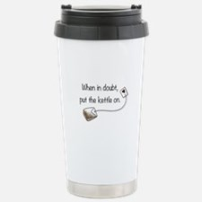 When in doubt, put the kettle on. Travel Mug