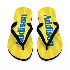 Addison Sunburst Flip Flops