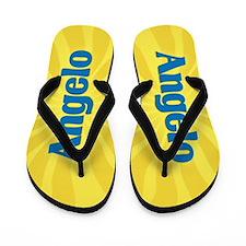 Angelo Sunburst Flip Flops
