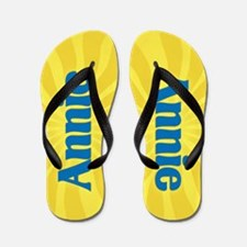 Annie Sunburst Flip Flops