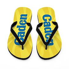 Caden Sunburst Flip Flops