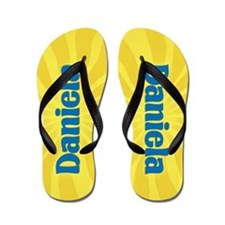 Daniela Sunburst Flip Flops