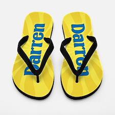 Darren Sunburst Flip Flops