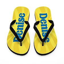 Denise Sunburst Flip Flops