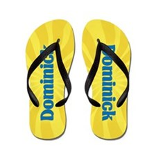 Dominick Sunburst Flip Flops