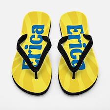 Erica Sunburst Flip Flops