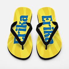 Erika Sunburst Flip Flops