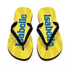 Isabelle Sunburst Flip Flops