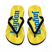 Jayden Sunburst Flip Flops