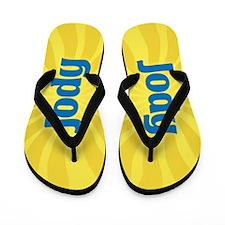 Jody Sunburst Flip Flops