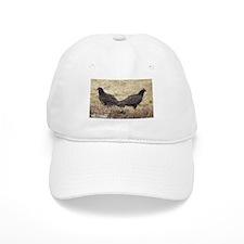 Turkey Vultures Baseball Baseball Cap