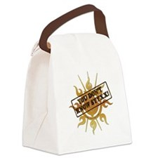 You Dont Know Styxx! Canvas Lunch Bag