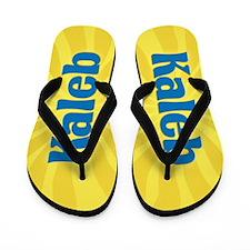 Kaleb Sunburst Flip Flops