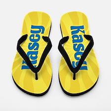 Kasey Sunburst Flip Flops