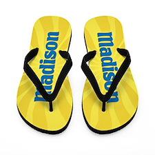 Madison Sunburst Flip Flops