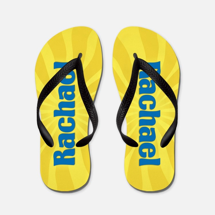Rachael Sunburst Flip Flops