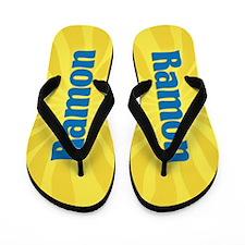 Ramon Sunburst Flip Flops