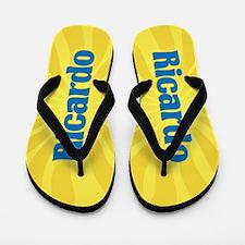 Ricardo Sunburst Flip Flops