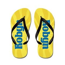 Robyn Sunburst Flip Flops