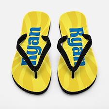 Ryan Sunburst Flip Flops