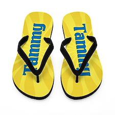 Tammy Sunburst Flip Flops