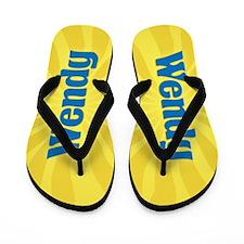 Wendy Sunburst Flip Flops