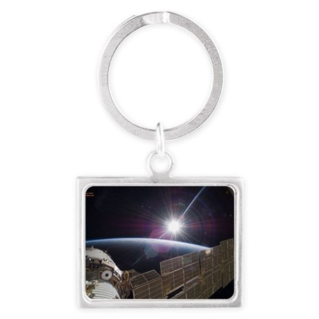 Sunisthefuture-Sun From Space Station Keychains