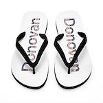 Donovan Stars and Stripes Flip Flops