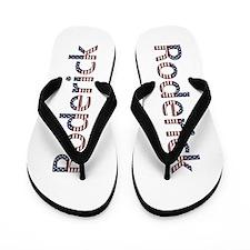 Roderick Stars and Stripes Flip Flops