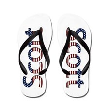 Scott Stars and Stripes Flip Flops