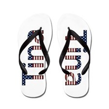 Tina Stars and Stripes Flip Flops