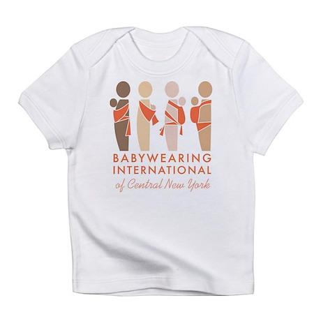 Babywearing International of CNY Logo Infant T-Shi