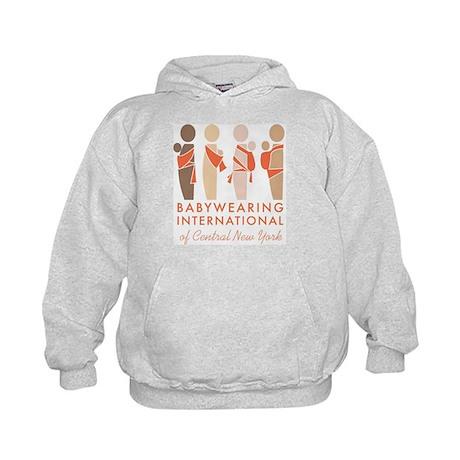 Babywearing International of CNY Logo Hoodie