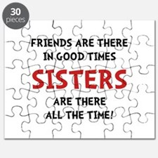 Sisters Time Puzzle
