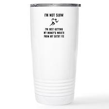 Slow Run Fee Travel Mug