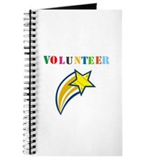 VOLUNTEER TWOSTARS DESIGN. STAR. Journal